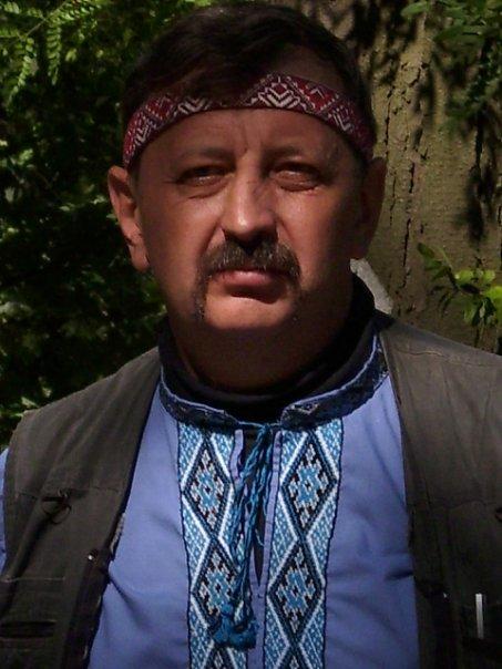Різьбяр Вадим Літвінов